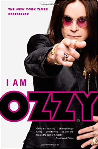 I Am Ozzy Book