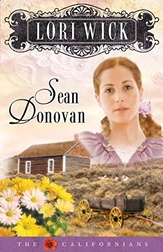 Sean Donovan (The Californians Book 3)