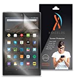 XShields© (2-Pack) Screen Protectors for Amazon Fire HD 10 (2015) (Ultra Clear)