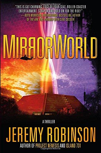 MirrorWorld Jeremy Robinson