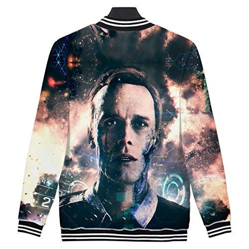 Detroit Pull Cool Sweat Sweat Simyjoy Q0325 Homme Capuche Adolescent Joueur À Unisexe shirt 3d Human Veste Pour Femme Imprimé Become qRR7wz5np