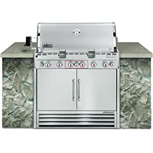 weber summit s 660 lp grill 2770501. Black Bedroom Furniture Sets. Home Design Ideas