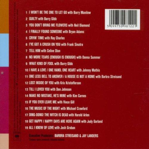 Duets Collection: Barbra Streisand: Amazon.es: Música