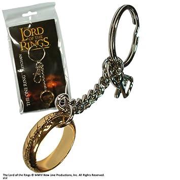 Llavero The One Ring El Señor de los Anillos