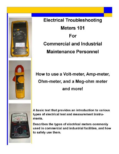 Electrical Ammeter - Electrical Troubleshooting Meters 101 For Commercial and Industrial Maintenance Personnel
