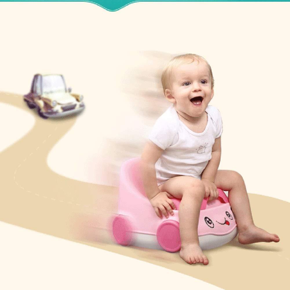 LWYJ Tragbare Nette Auto Toilettensitz Stuhl T/öpfchen Baby Urinal T/öpfchen Trainingsschutz f/ür Jungen M/ädchen Kinder Trainingshocker