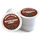 Donut House Boston Cream Donut Keurig 2.0 K-Cup Pack, 180 Count
