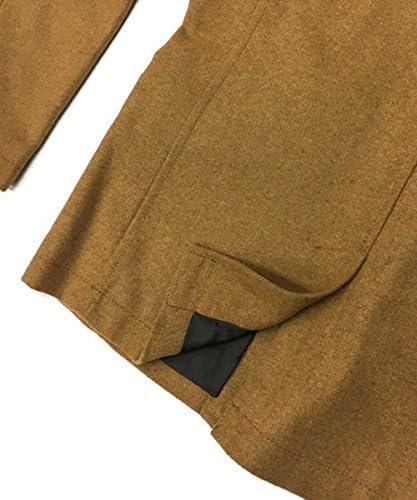 コート ジャケット メルトンイタリアンカラージャケット 02-76-6549