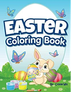 Easter Coloring Book 1 Volume Nick Snels 9781505784527