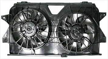 OE Replacement Dodge Caravan Radiator Cooling Fan
