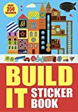 img - for Build It Sticker Book (Sticker by Numbers) book / textbook / text book