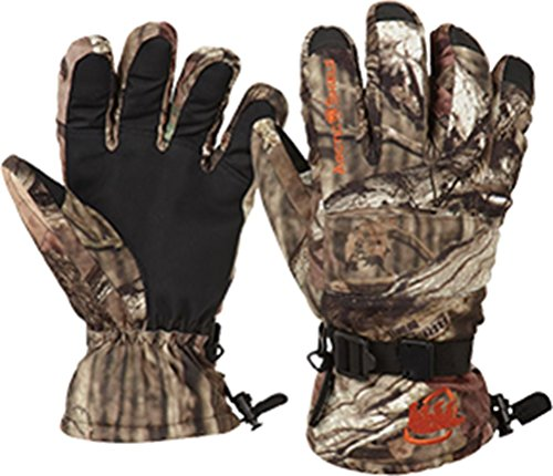 Arctic Shield Camp Glove Lightweight Mossy Oak Infinity Large