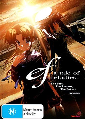 ef A Tale of Melodies Season 2 | Anime & Manga | NON-USA Format | PAL | Region 4 Import - Australia