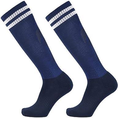 JINGYINYI Alumnos de primaria, calcetines, algodón, tubo largo ...