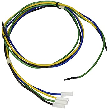 com general electric wbk range stove oven wire this item general electric wb18k10035 range stove oven wire harness