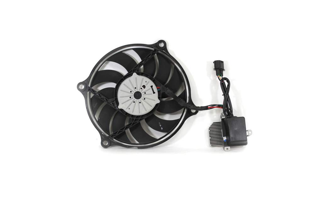 1C0959455F M/&B ACK Automotive Volkswagen New Beetle Fan Assembly Assembly Replaces Oem