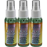 Three 2oz Bottles of Birdz Eyewear Anti Fog Spray