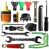 Bikehand 37pcs Bike Bicycle Repair Tool Kit with