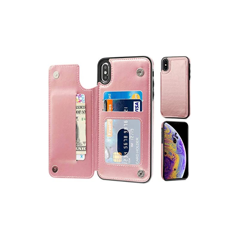 CreaDream Wallet Case for iPhone Xs Max