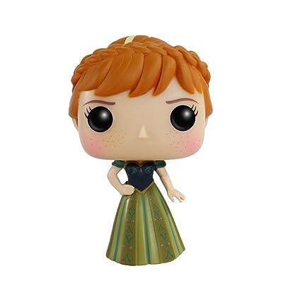 Funko POP Disney: Frozen - Coronation Anna Action Figure: Funko Pop Disney: Toys & Games
