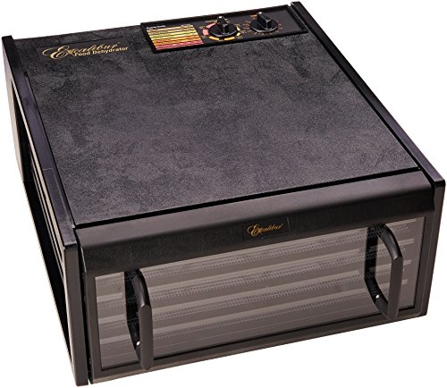excalibur 5 tray with timer - 5