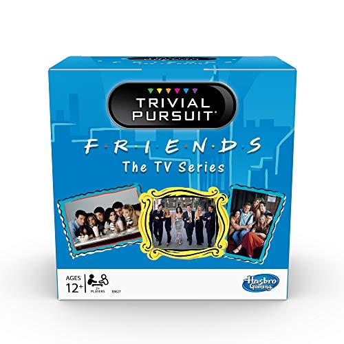 Trivial Pursuit Friends (English)