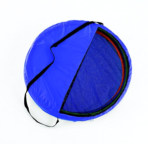 Sportime Hula Hoop Tote-N-Store Bag, 36 Inches, Blue - 1478841 ()