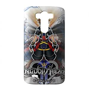 WWAN 2015 New Arrival kingdom hearts 2 3D Phone Case for LG G3