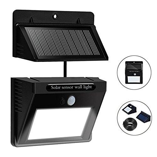 Security Light Solar Panel