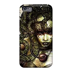 LauraAdamicska Iphone 6 Durable Hard Cell-phone Case Allow Personal Design HD Rise Against Skin [itT18673caCN]