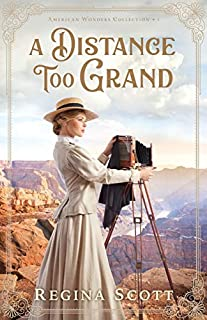 Book Cover: A Distance Too Grand