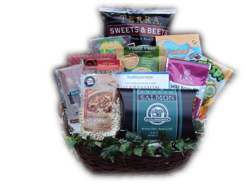 Get Well Gift Basket - Depression by Well Baskets