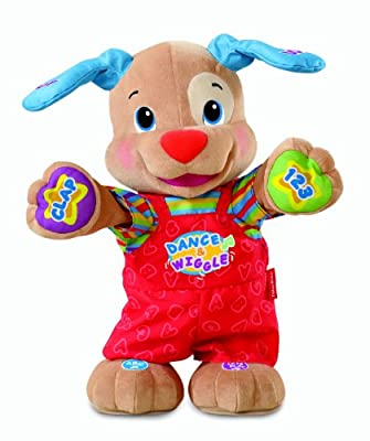 Fisher-price Laugh Learn Dance And Play Puppy from Fisher-Price
