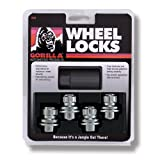 2002 pontiac sunfire wheels - Gorilla Automotive 73631T Toyota O.E. Wheel Locks With Washer (12mm x 1.50 Thread Size)