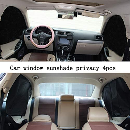 ZATOOTO Side Window Sunshades Car product image
