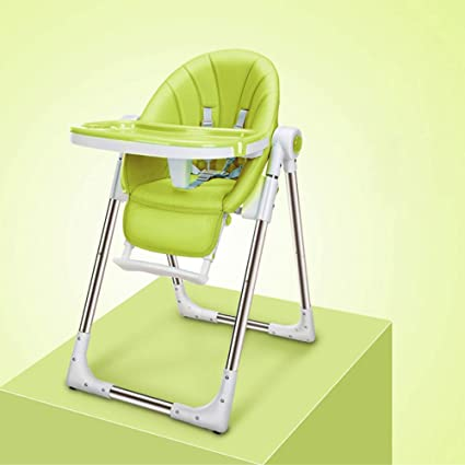 Tremendous Amazon Com Highchair Compact Padded Baby High Low Chair Andrewgaddart Wooden Chair Designs For Living Room Andrewgaddartcom