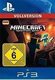 Minecraft - Standard Edition | PS3 Download Code - deutsches Konto