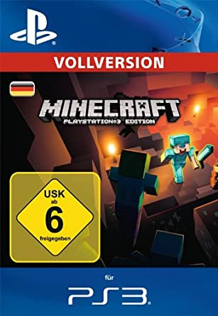 Minecraft Standard Edition PS Download Code Deutsches Konto - Minecraft ps3 online spielen deutsch
