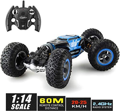 XIXOV 1:14 Remote Control Car, Kids Toys Off Road Transform Racing Car -