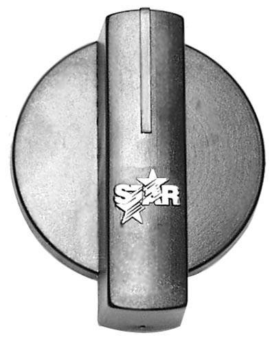 Star Mfg 2R-Z0934 Knob 2-5/16 Dia Pointer For Star Broiler 6015 6024 3036 048 Cb Cba Grill ()