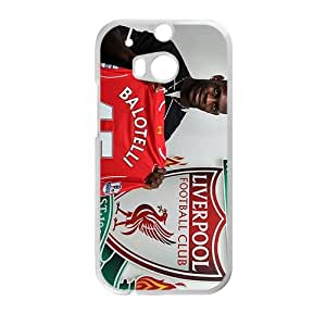 Cool-Benz LIVERPOOL premier soccer BALOTELLI 45 Phone case for Htc one M8