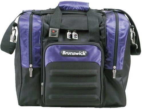 Brunswick Flash Unique Tote Mixte 59-104350 Noir/Violet