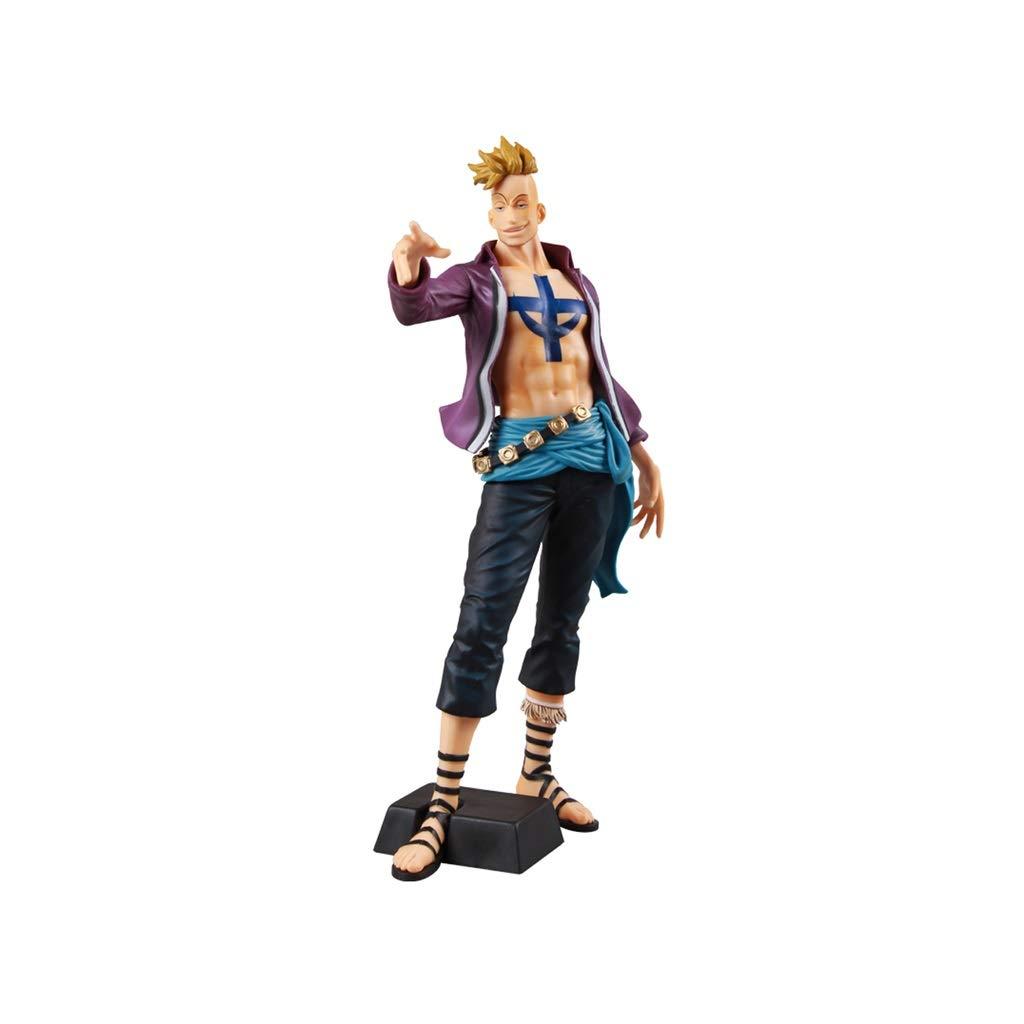 venta IUYWL Cocheácter Escultura Modelo Anime Juguete Juguete Juguete Modelo decoración del hogar Regalo de cumpleaños Altura 21 cm Modelo de Juguete  Descuento del 70% barato