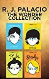 img - for R. J. Palacio - The Wonder Collection: Wonder, The Julian Chapter, Pluto, Shingaling book / textbook / text book