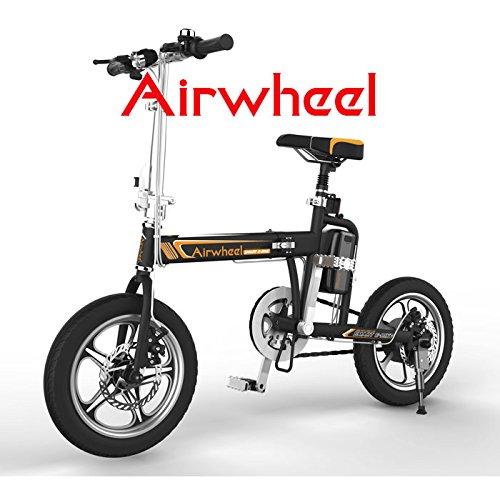 Airwheel R5 Negro, Rueda 16