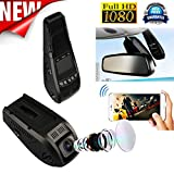 Cheap Car Dash Cam, Swizze F5 Car Wide Angle Dashboard Camera Driving Recorder DVR Vehicles Camcorders With Loop Recording,G-Sensor