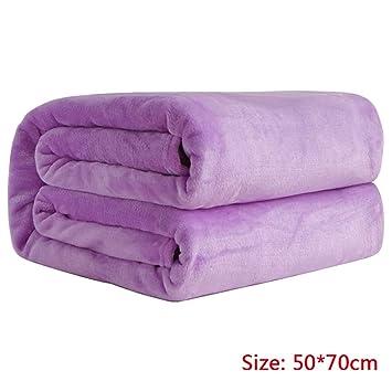 Amazon.com: ReFaXi Throw Soft Plush Fleece Blanket Sofa Home ...