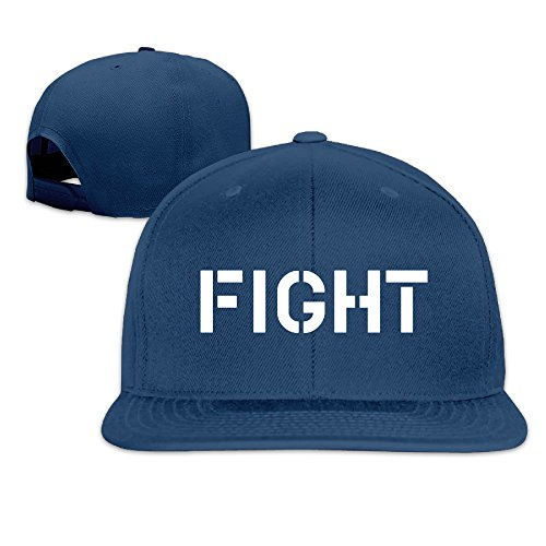 SAXON13 Unisex Hip Hop Baseball-Caps Mesh Back FIGHT Logo Hat Caps - 29 Dollar Sunglasses