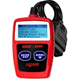 OBD2 Scanner OBDII Code Reader - Scan Tool for Check Engine Light - MS309 Universal Diagnostic for Car, SUV, Truck and Van