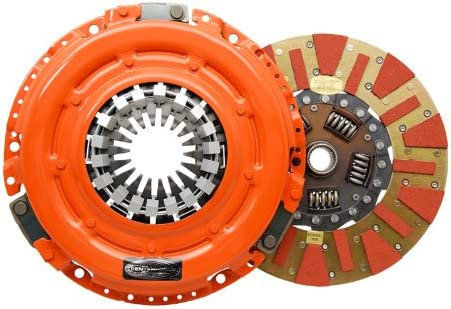 Centerforce DF519080 Dual Friction Clutch Pressure Plate and Disc